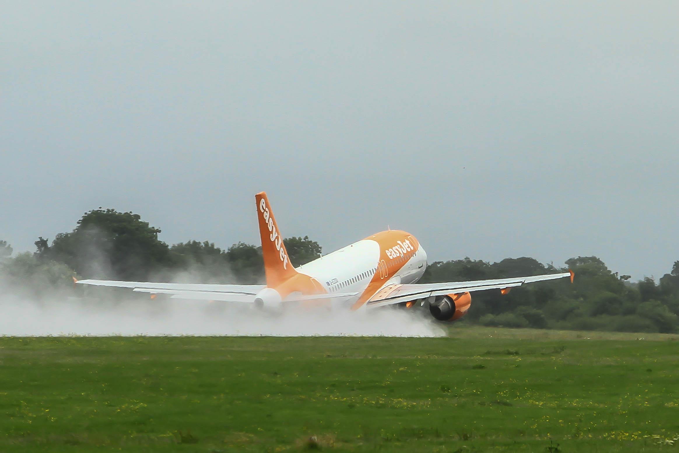 easyJet expects record number of passengers at Belfast for Easter getaway