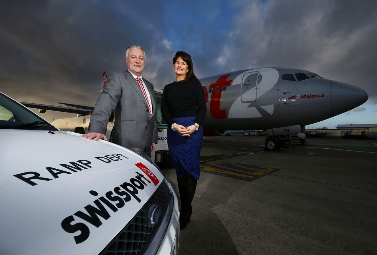 Swissport creating 100 new jobs at  Belfast International