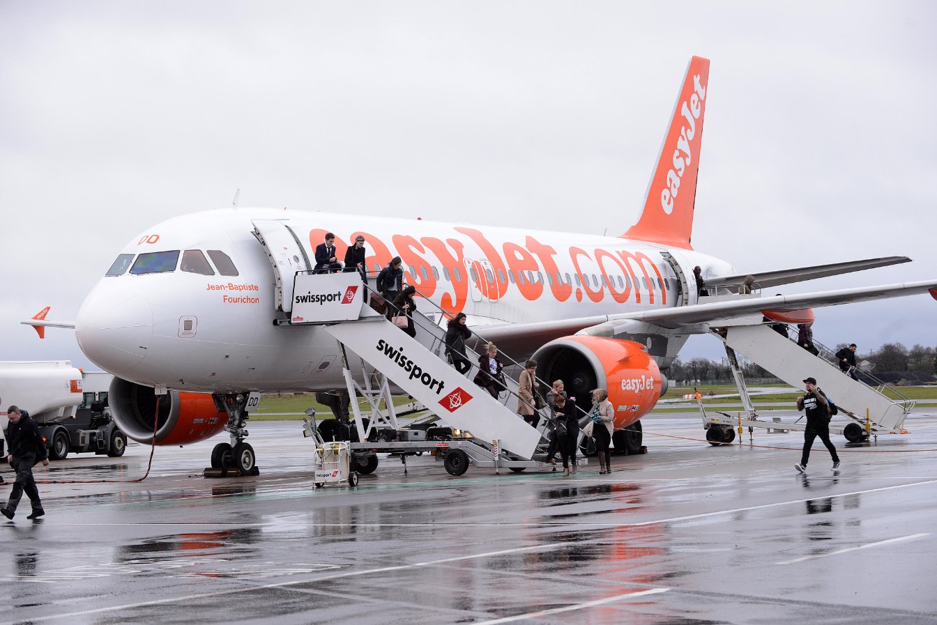 easyJet winter 2016 flights on sale