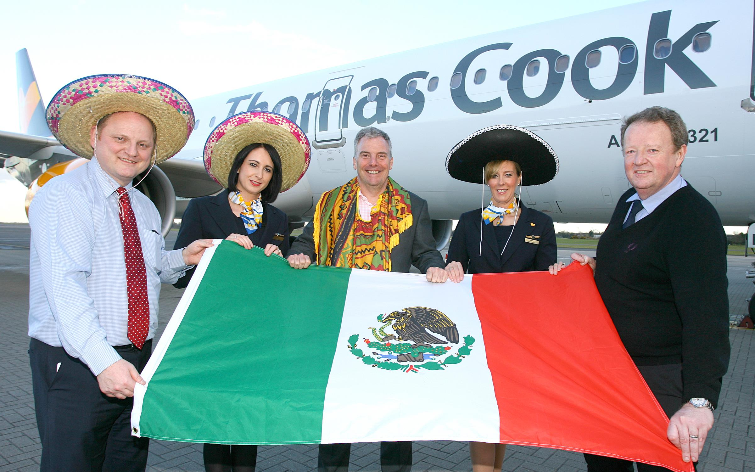Thomas Cook announces further long haul expansion