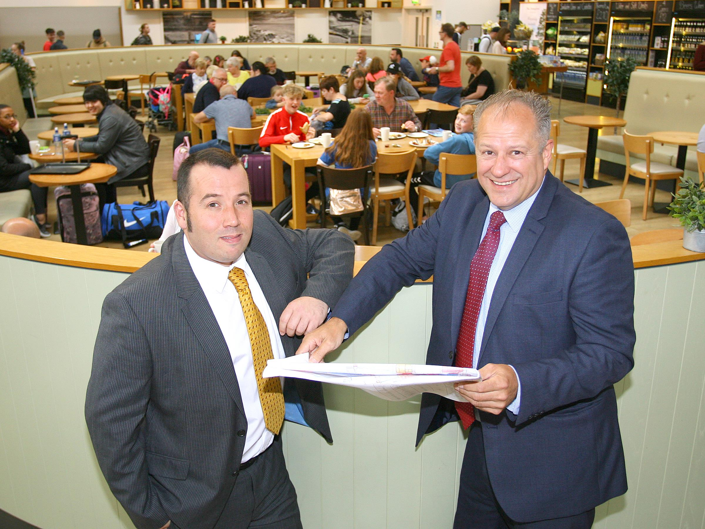 SSP to invest £2.5 million in  Belfast International Airport outlets