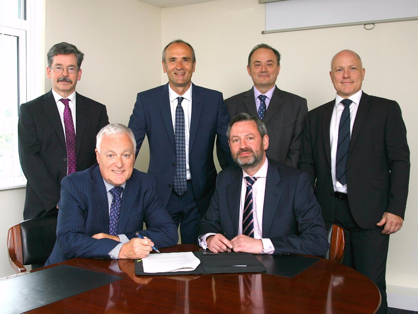 Belfast International Airport contracts NATS for ATC and engineering services