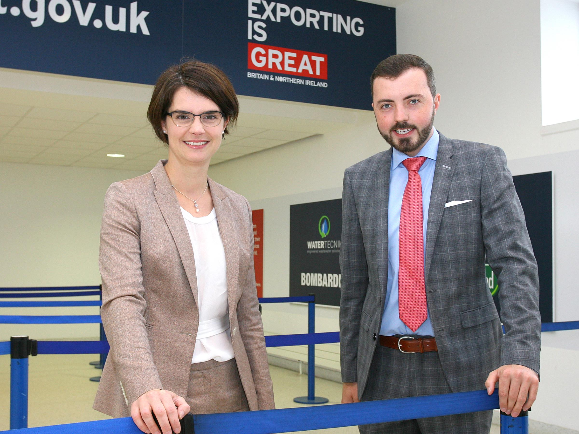 Exporting campaign hits Northern Ireland as local businesses are encouraged to export